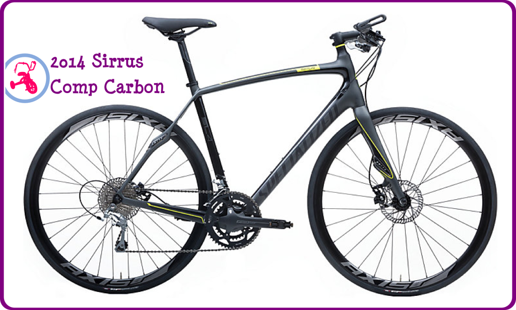 sirrus comp carbon